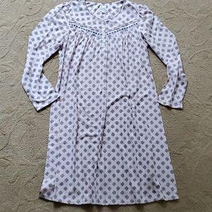 Aria Night Gown Size Medium